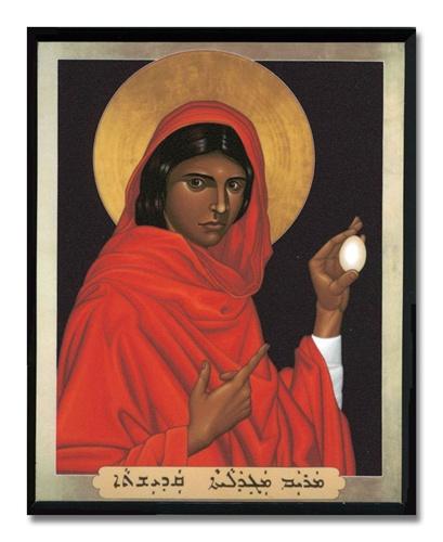 Magdalene Modern Icon